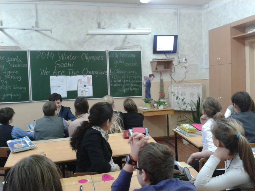 sport and english lesson