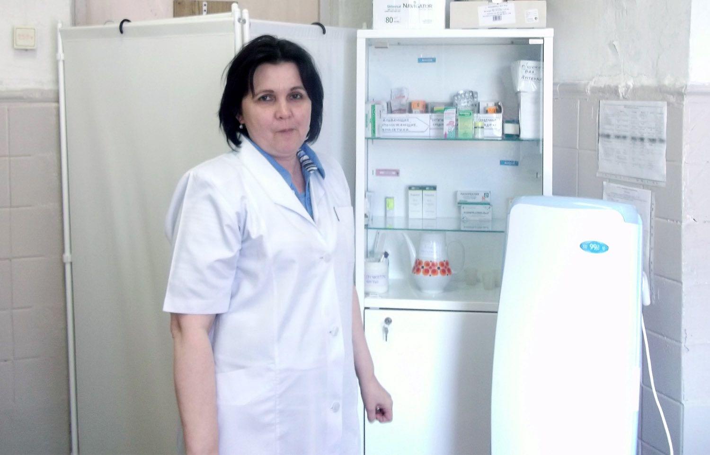 Сидоренко Ирина Николаевна, фельдшер МБОУ СОШ г. Мамоново