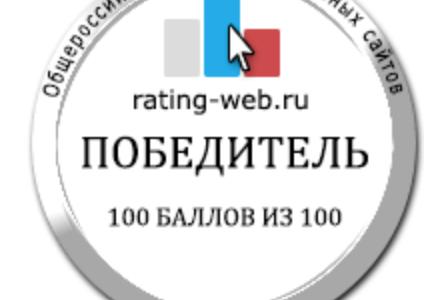 Общероссийский рейтинг школьных сайтов (лето 2017)