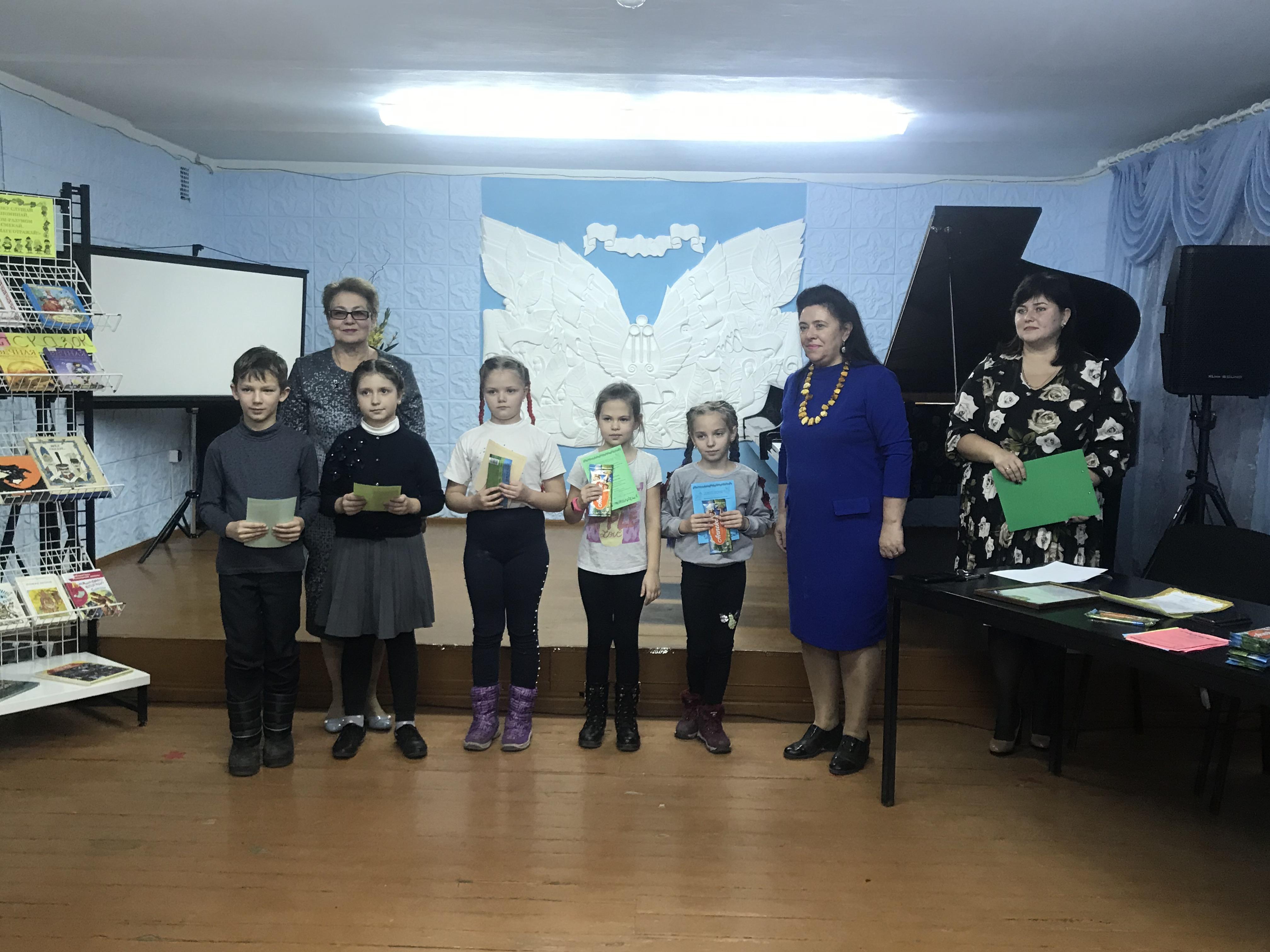 Конкурс рисунков по книге Сказки народов России
