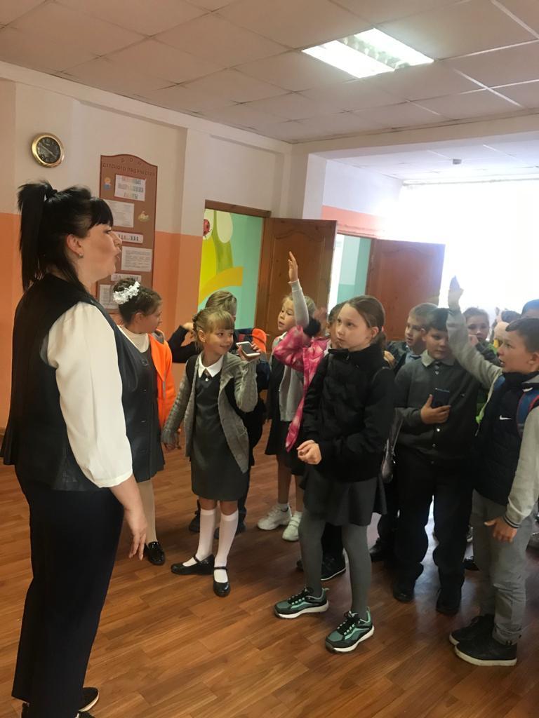 Экскурсии в Дом детского творчества