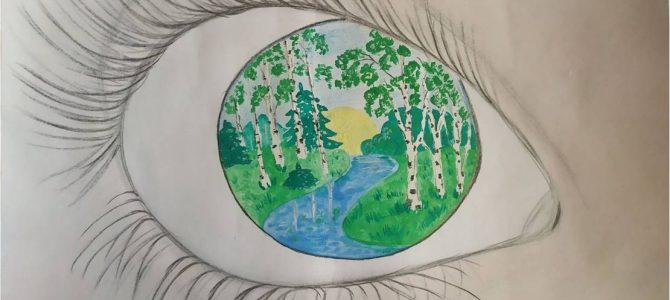 Итоги регионального конкурса творческих работ «Лес глазами детей»