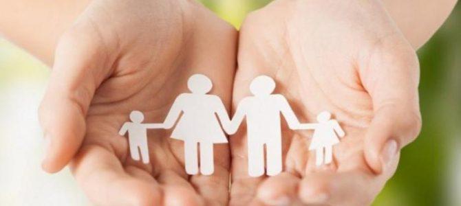 Завершение акции  «Объединимся во имя семьи»
