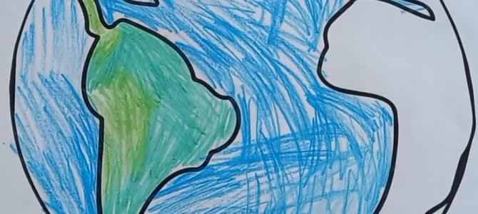 День Земли в начальной школе