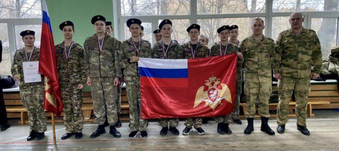 Соревнования «Лига военно-патриотических клубов»