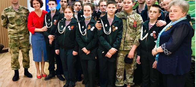 Экскурсия в музей боевой славы 11-й гвардейской общевойсковой Краснознаменной армии