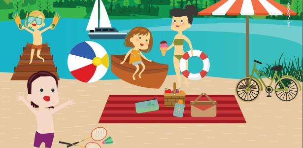 Безопасность в период летних каникул